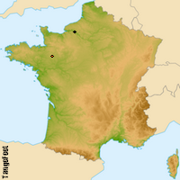 Carte Petit-Quevilly