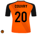 Maillot Clément COUVRY