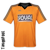 Maillot Stade Lavallois 1979-1980