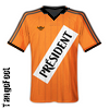 Maillot Stade Lavallois 1978-1979