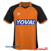 Maillot Stade Lavallois 1984-1985