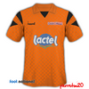 Maillot Stade Lavallois 1991-1992