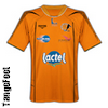 Maillot Stade Lavallois 2007-2008