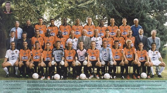 Photo groupe Stade Lavallois 2003-2004