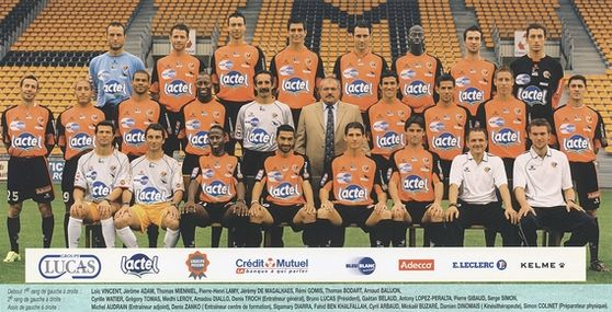 Photo groupe Stade Lavallois 2006-2007