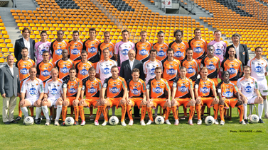 Photo groupe Stade Lavallois 2010-2011