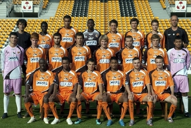 Photo groupe Stade Lavallois 2010-2011 (Centre de Formation)