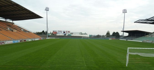 Stade Francis-Le Basser (Laval)